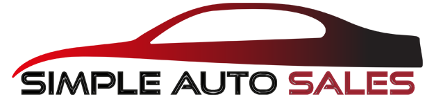Simple Auto Sales Logo