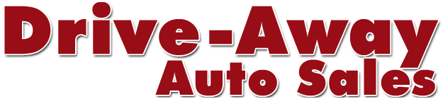 Drive Away Auto Sales Logo