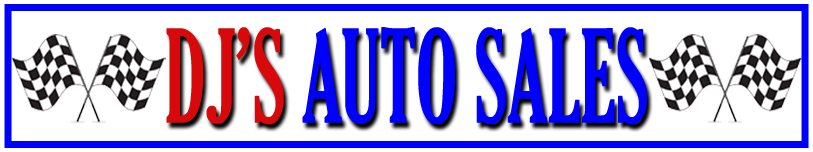 D.J.'s Auto Sales LLC Logo