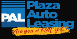 Plaza Auto Leasing Logo