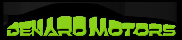 Denaro Motors Logo