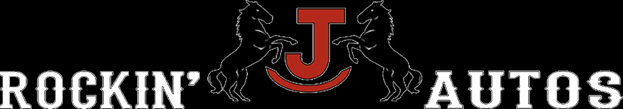 Rockin' J Autos Logo