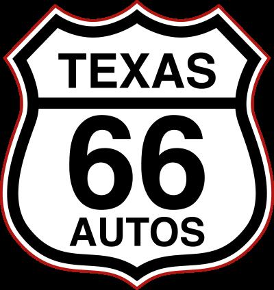 TX 66 Autos Logo