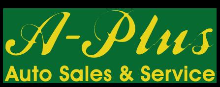 A Plus Auto Sales Logo