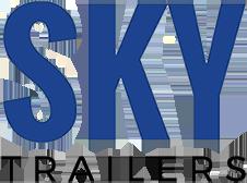 Sky Trailers - Colton Logo