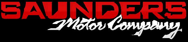 Saunders Motor Company Logo