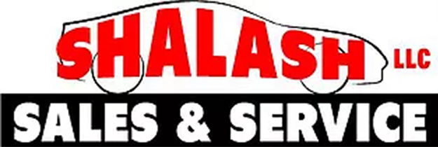 Shalash Sales and Service Logo