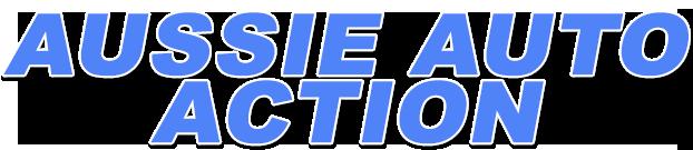 Aussie Auto Action Logo