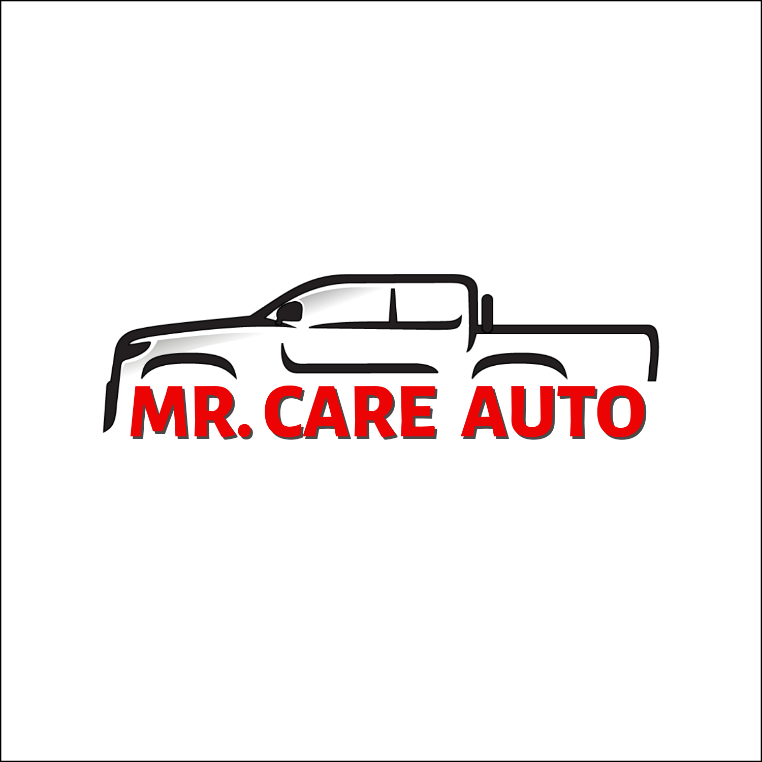 Mr Care Auto Logo