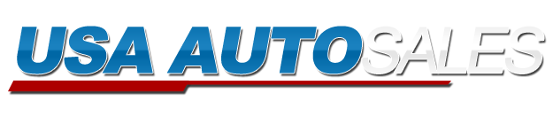 USA Auto Sales Logo