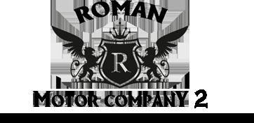 Roman Motor Company Logo