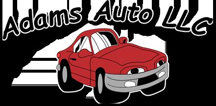Adams Auto LLC Logo