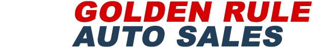 Golden Rule Auto Sales Logo
