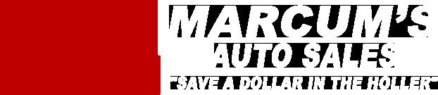 Marcum's Auto Sales Logo