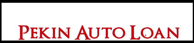 Pekin Auto Loan Logo