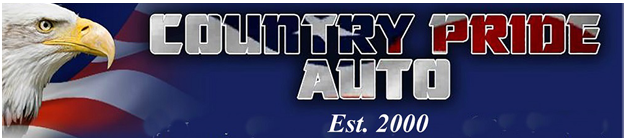 Country Pride Auto Logo