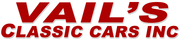 Vail's Classic Cars Inc.  Logo