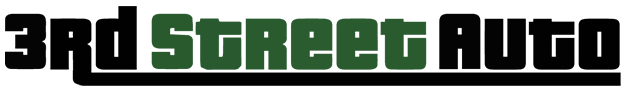 3rd Street Auto Logo