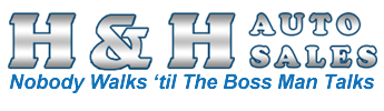 H and H Auto Logo