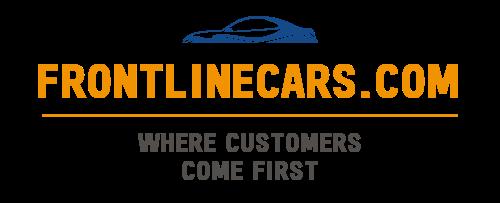 Frontline Cars Logo