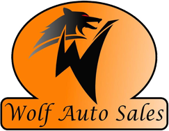 Wolf Auto Sales Logo