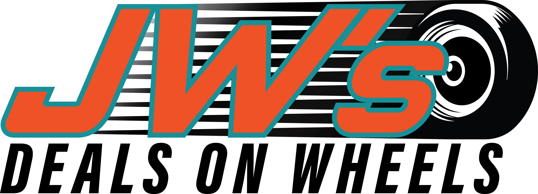 JW's Deals on Wheels Logo