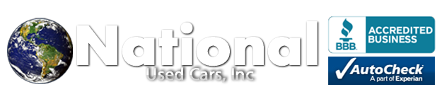 National Used Cars, Inc Logo