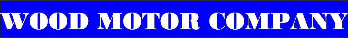 Wood Motor Company- Portland Logo