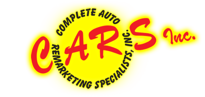 Complete Auto Remarketing Specialists C.A.R.S. Inc. Logo