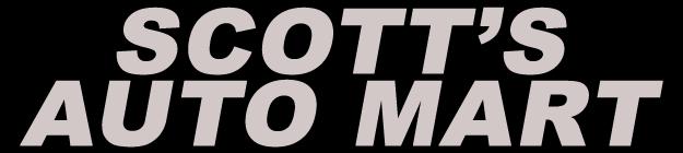 Scott's Auto Mart Logo