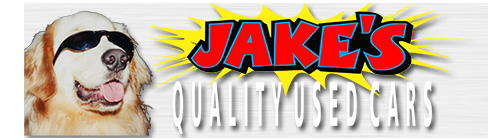 Jake's Quality Used Cars Logo