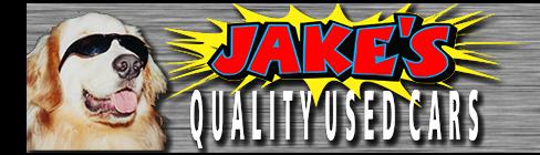 Jake's Quality Used Cars Logo