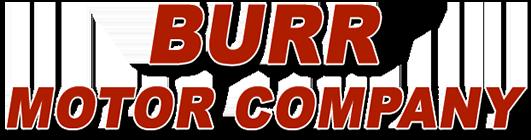 Burr Motor Company Logo