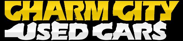 Charm City Used Cars  Logo