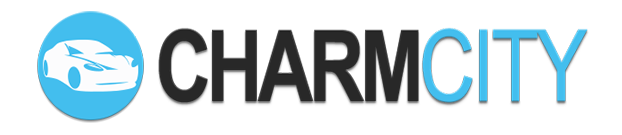 Charm City Used Cars  Logo