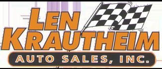 Len Krautheim Auto Sales Logo