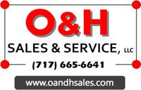 O & H Sales & Service LLC Logo
