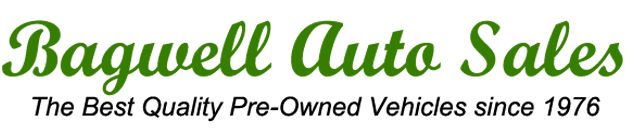 Bagwell Auto Sales Logo