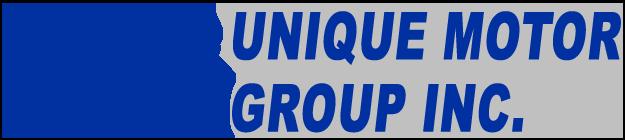 Unique Motor Group Inc. Logo