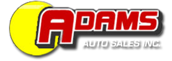 Adams Auto Sales Inc. Logo