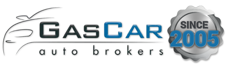 GasCar Auto Brokers Logo
