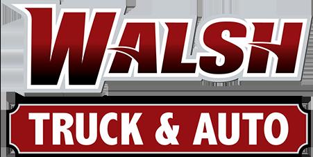 Walsh Truck & Auto Logo
