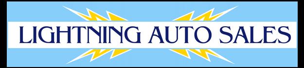 Lightning Auto Sales  Logo