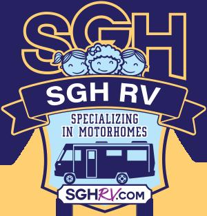 SGH RV Logo
