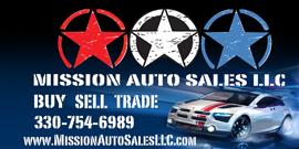 Mission Auto Sales Logo
