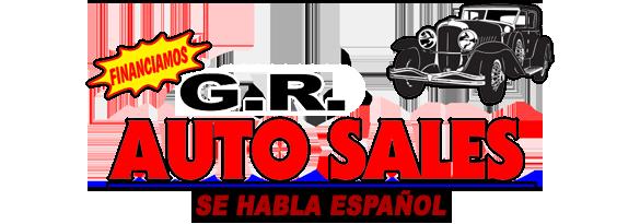 G.R. Auto Sales, LLC Logo