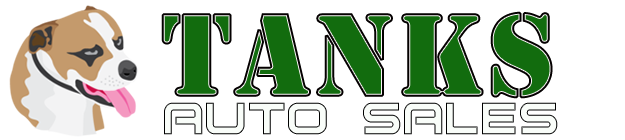 Tanks Auto Sales Logo