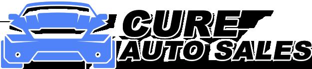 Cure Auto Sales Logo