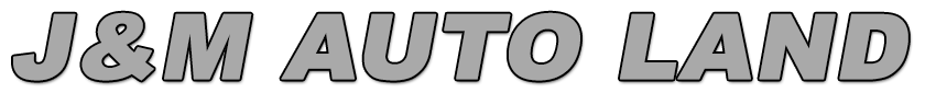 J&M Auto Land Logo