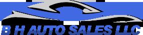 B H Auto Sales LLC Logo